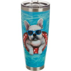 Tropix 30 oz. Stainless Steel Dog Days Tumbler