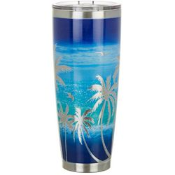 Tropix 30 oz. Stainless Steel Palm Beach Tumbler