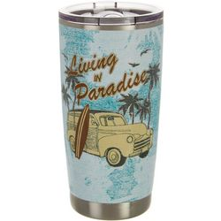 Boca Islandwear 20 oz. Stainless Steel Paradise Tumbler
