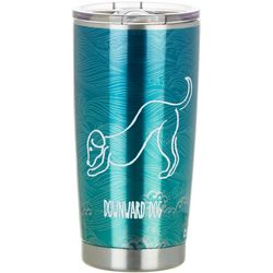 Brisas 20 oz. Stainless Steel Zen Pet Tumbler