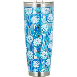 Lillie Green 30 oz. Stainless Steel Golf Balls Tumbler