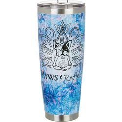 Brisas 30 oz. Stainless Steel Paws & Reflect Tumbler