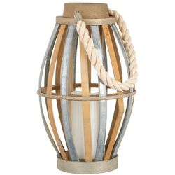 Elements LED Oval Lantern