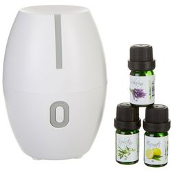 Aroma2Go Ultrasonic Aromatherapy Diffuser Set