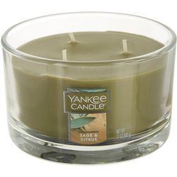 Yankee Candle 17 oz. Sage & Citrus Jar Candle