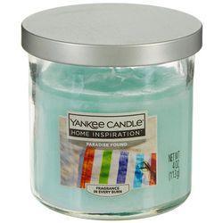 Yankee Candle 4 oz. Paradise Found Jar Candle