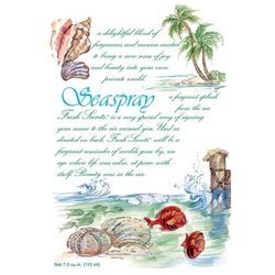 WillowBrook Seaspray Sachet