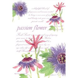 WillowBrook Passion Flower Sachet