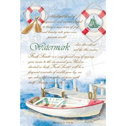 WillowBrook Watermark Sachet