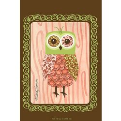 WillowBrook Pink Owl Sachet