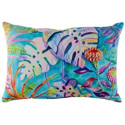 Ellen Negley Botanical Beauty Decorative Outdoor Pillow
