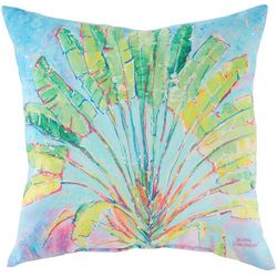 Leoma Lovegrove Fanfare Outdoor Decorative Pillow