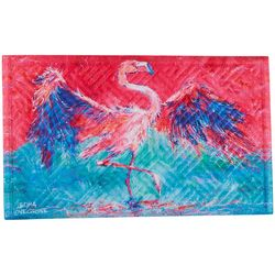 Leoma Lovegrove Rain Dance Outdoor Mat