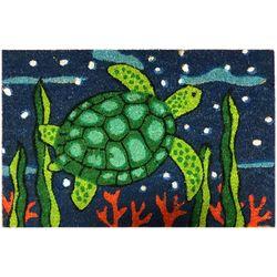 JD Yeatts Turtle Coir Mat