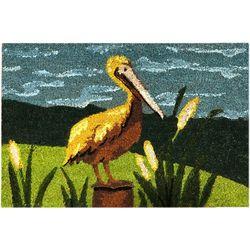 JD Yeatts Pelican Coir Mat