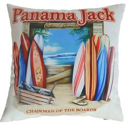 Panama Jack Chairman of the Boards Pillow