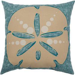 Brentwood Sand Dollar Outdoor Pillow