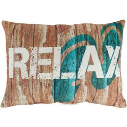 Brentwood Relax Outdoor Decorative Pillow