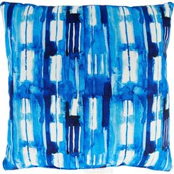 Brentwood Blue Lights Outdoor Decorative Pillow