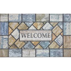 Mohawk Welcome Mosaic Outdoor Rug
