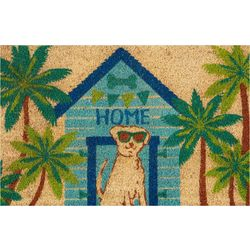 Tropix Dog House Coir Outdoor Mat