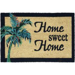 Tropix Home Sweet Home Coir Outdoor Mat