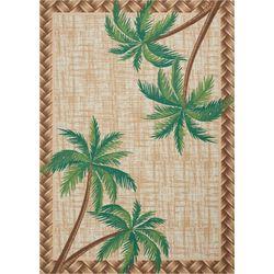 Nourison Palm Tree Area Rug