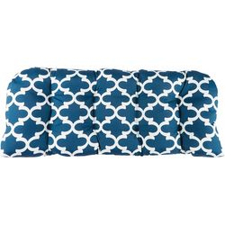 Jordan Manufacturing Moroccan Gate Bench Cushion