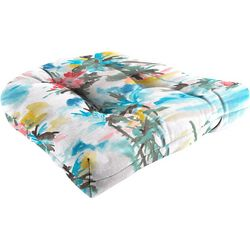 Coastal Home Kunwara Fresco Chair Cushion