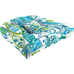 Coastal Home Cast Ocean Chair Cushion