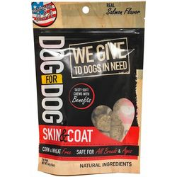 Dog For Dog 5 oz. Skin & Coat Soft Chews