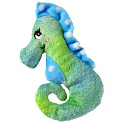 Our Pets Horsin' Around Refillable Catnip Seahorse Cat Toy