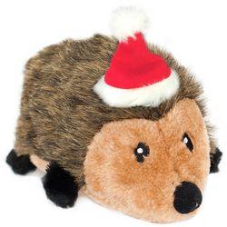 Zippy Paws Large Holiday Hedgehod Dog Toy