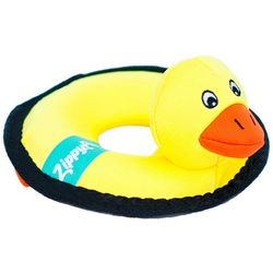 Zippy Paws Duck Floater Dog Toy