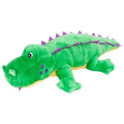 Zippy Paws Alvin The Alligator Grunterz Dog Toy