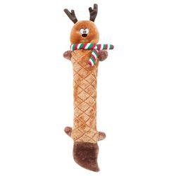 Zippy Paws Reindeer Jigglerz Dog Toy