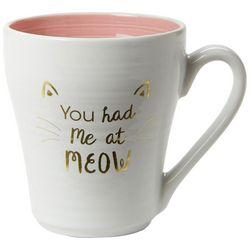Tri Coastal You Had Me At Meow Mug