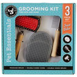 Precious Tails 3-pc. Pet Grooming Kit