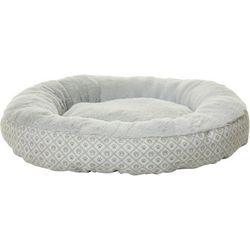 Precious Tails Diamond Paw Round Pet Bed