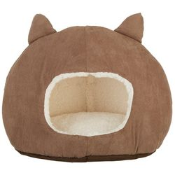 Precious Tails Cat Ears Luxury Pet Bed