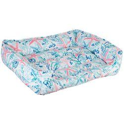 Elise & James Home Harley Shells Cuddler Dog Bed