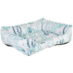 Elise & James Home Hellen Print Cuddler Dog Bed