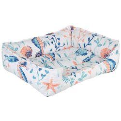 Elise & James Home Seahorse Cuddler Dog Bed