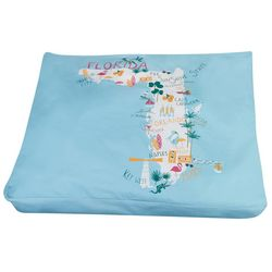 Elise & James Home State of Florida Small Dog Bed