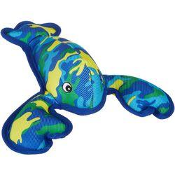 Petlou 10'' Sea Warrior Lobster Dog Toy