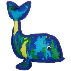 Petlou 10'' Sea Warrior Whale Dog Toy
