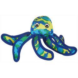 Petlou 14'' Sea Warrior Octopus Dog Toy