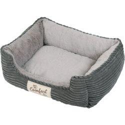 Happy Tails Corduroy Dog Cuddler Bed