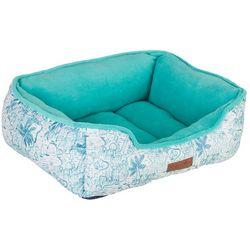 Caribbean Joe Capri Cuddler Dog Bed