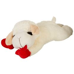 Multipet 24'' Lamb Chop Plush Dog Toy